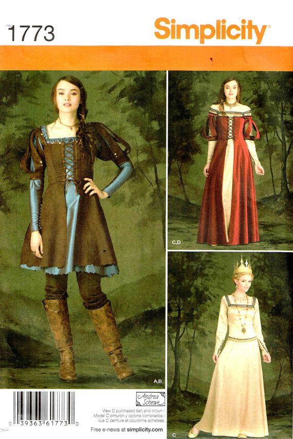 110 besten Medieval/Renaissance Costume Bilder auf Pinterest ...