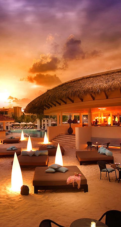 The Gabi Club at the Paradisus Punta Cana Resort in the Dominican Republic • photo: Barry Grossman | ~LadyLuxury~