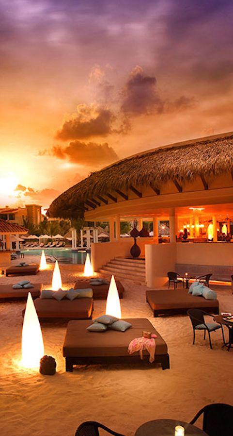 Quiero quedarme en el Club de Gabi en el Paradisus Punta Cana Resort.