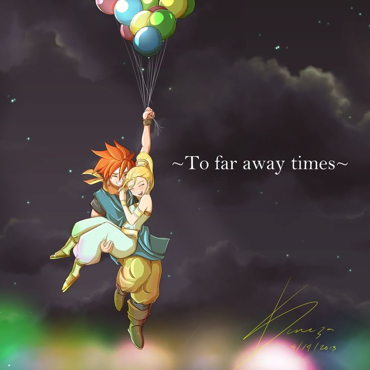 Chrono Trigger ~ To far away times by deadeyemcduck.deviantart.com on @deviantART