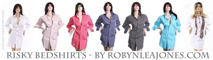 risky business bed shirt . designed by robyn lea jones