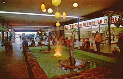 Fort Wayne Mall >> 27 best images about Vintage Shopping Malls and Department ...