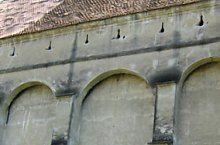 Dupuş, Biserica evaghelică fortificată, Foto: Nagy Anett