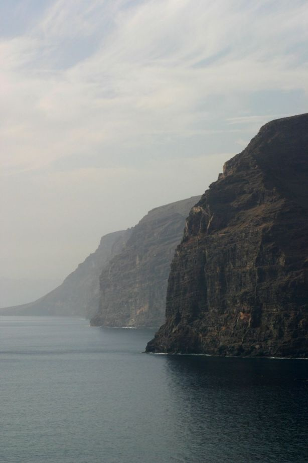 Los Gigantes, Tenerife, Canary Islands