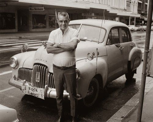 Your Brisbane: Past and Present: rock 'n' roll george
