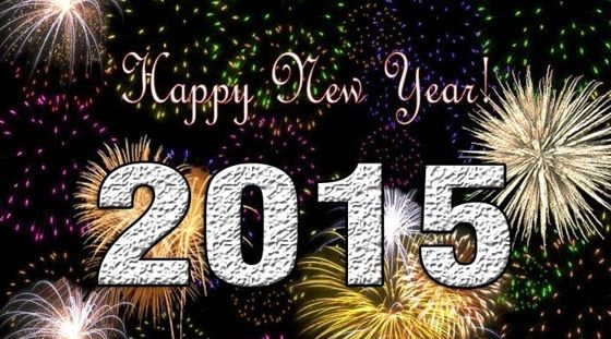Happy New Year 2015 Wishes For Facebook