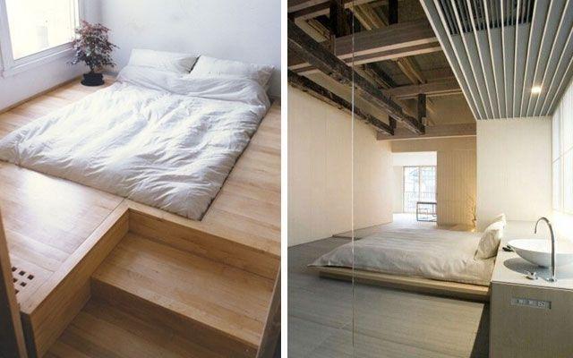 Las 25 mejores ideas sobre camas bajas en pinterest y m s for Ideas camas