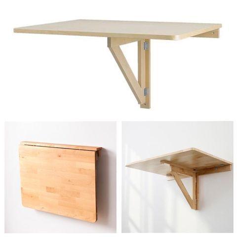 Image result for escritorio plegable pared