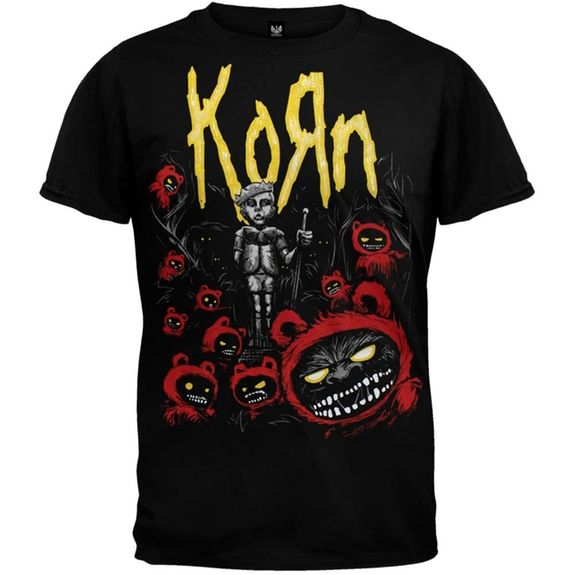 Korn Are You Ready Tour Tshirt