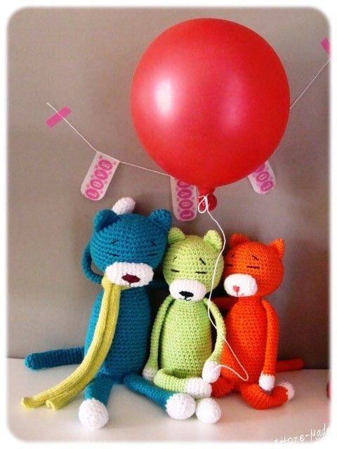 #3 ChatS au crochet !