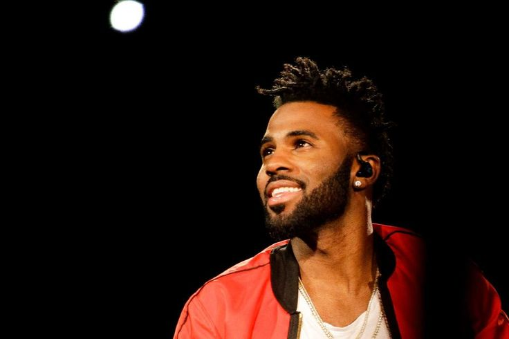 "Jason Derulo performed Friday night at NRG Stadium during the Houston Livestock Show and Rodeo.  After an uninspiring start, the Black Heritage Day artist pumped up the audience with pop hits like ""Talk Dirty."""