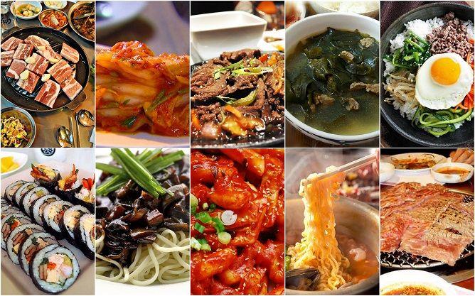 Bikin Ngiler Inilah 10 Makanan Khas Korea Yang Enak Lezat Dan Terkenal Makanan Bulgogi Makanan Korea