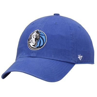 Dallas Mavericks '47 Clean Up Adjustable Hat - Blue