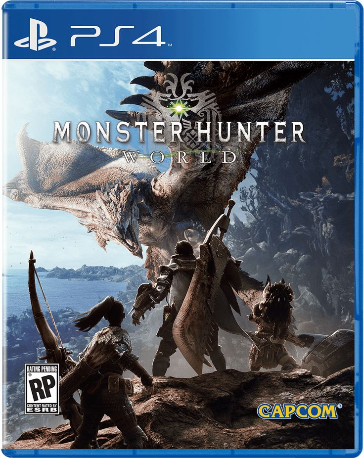 Pin by Marcus Fazzi on ゲーム Monster hunter world, Monster