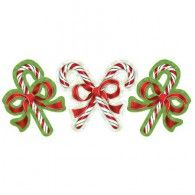 Candy Cane Bliss Cutout Assortment Pkt3  $11.95   20996910