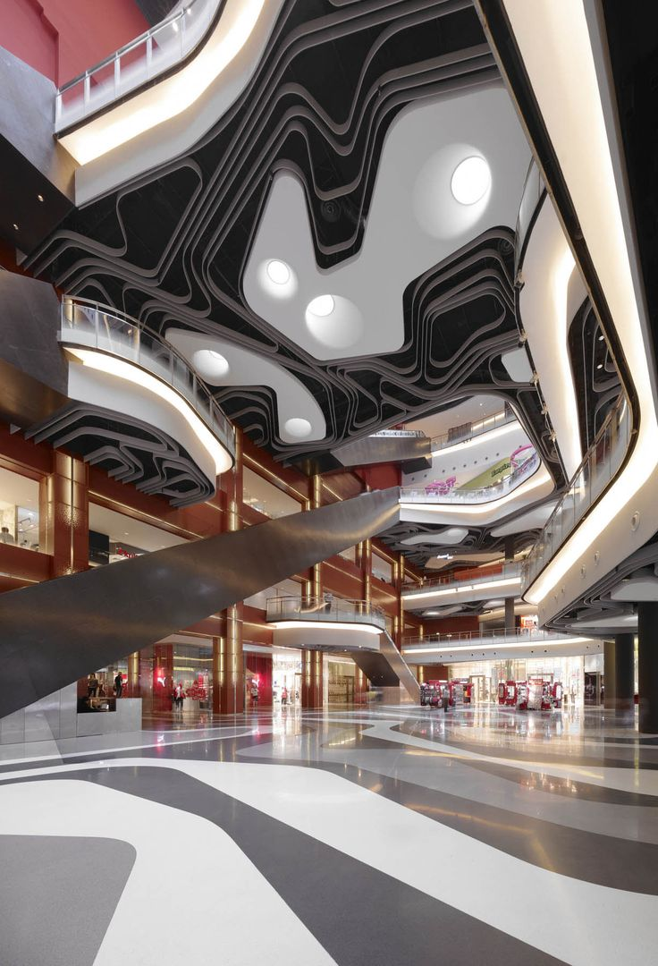 85 best shopping mall images on pinterest shopping mall for Interior design shopping