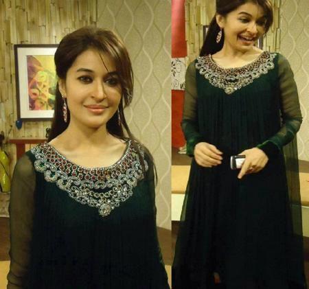 Pakistani Wedding Party wear For women 2013-14k