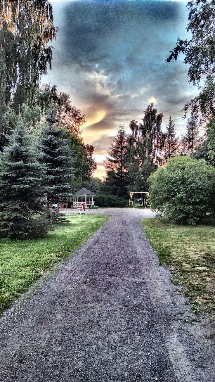 Park, Lumia 920 HDR (Intense), photo by Auvo Veteläinen
