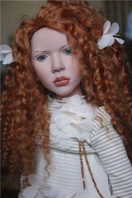 Красавица Elletra (весна 2013) и другие большие девочки Hedwiga и Geraldine (2012). Zwergnase / Коллекционные куклы Цвергназе, Zwergnase dolls / Бэйбики. Куклы фото. Одежда для кукол