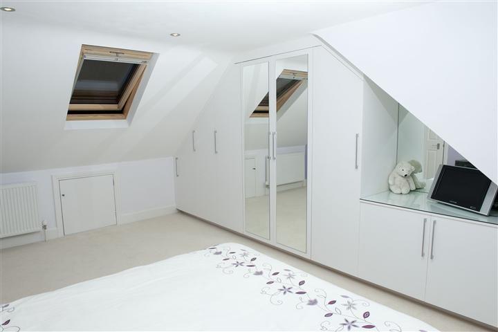 Sunlight Loft Bedroom