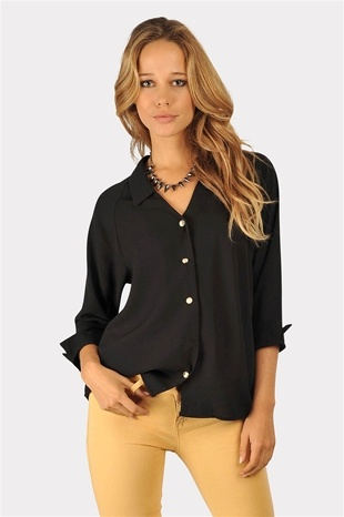Hollar Back Blouse