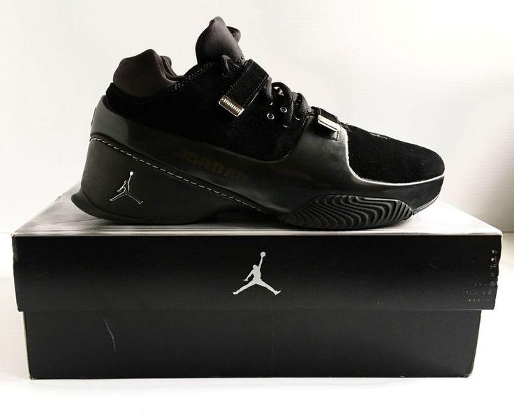 Nike Air Jordan Crush KD Sneakers Shoes w/ Box Black 306922 HTF #Nike #AthleticSneakers