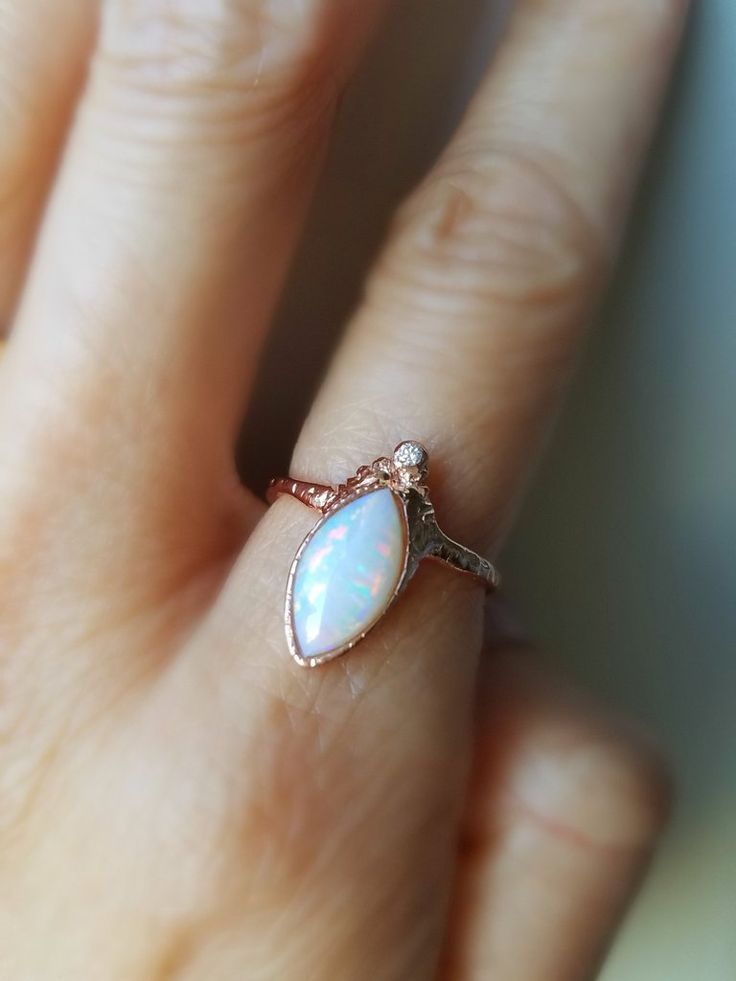 Guardian Queen Opal Ring ONE OF A KIND Can be sized from 5 - 7 Please put your desired size in notes section * represents the rays of light that always surrounds us protecting and lighting our way * _