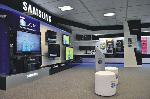 Meta – Espacio corporativo para Samsung