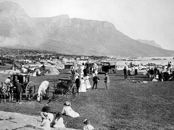 Camps Bay has always been a sought-after spot for fun in the sun and on the beach but before it was the haven of models on holiday and those gasping for a cocktail, it was a heavily forested paradise. #travel #campsbay #capetown