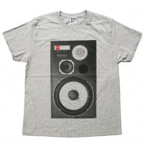 #777 #tshirt #speaker #vintage #hifi #jbl http://sklep.galeria777.pl/pl/p/T-SPEAKER-GREY/137 https://www.facebook.com/Tshirt777