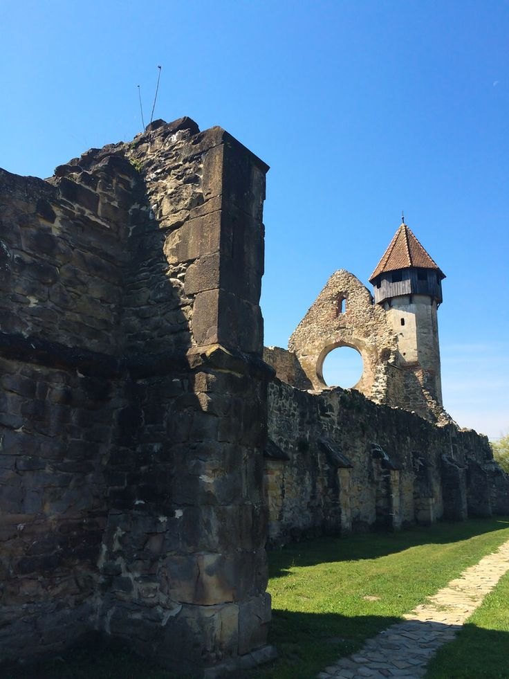 Cistercian Abbey - Carta (Romania)