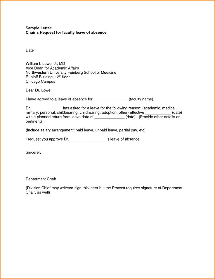 school leave letter format absence request sample medical - leave request sample