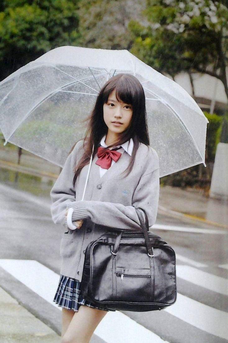 有村架純 Kasumi Arimura