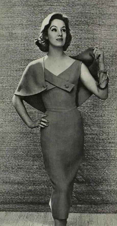 1957 dress