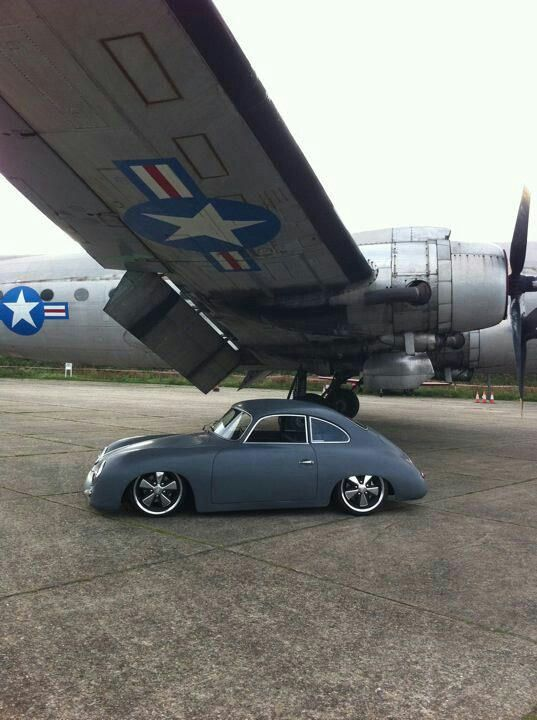 Porsche 356....it doesn't get much better! :)