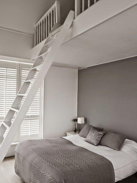 EN GRIS Y BLANCO | Decorar tu casa es facilisimo.com