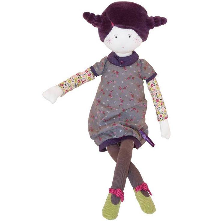 Lappenpop Madame Constance   Speelgoed Kiki