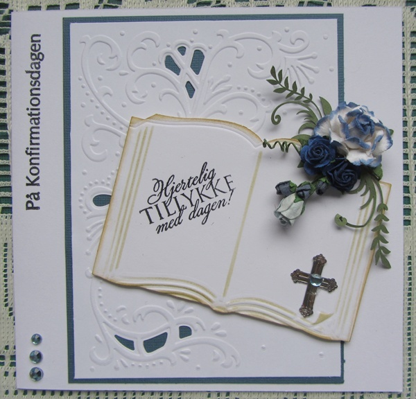 pipserier: Card w book