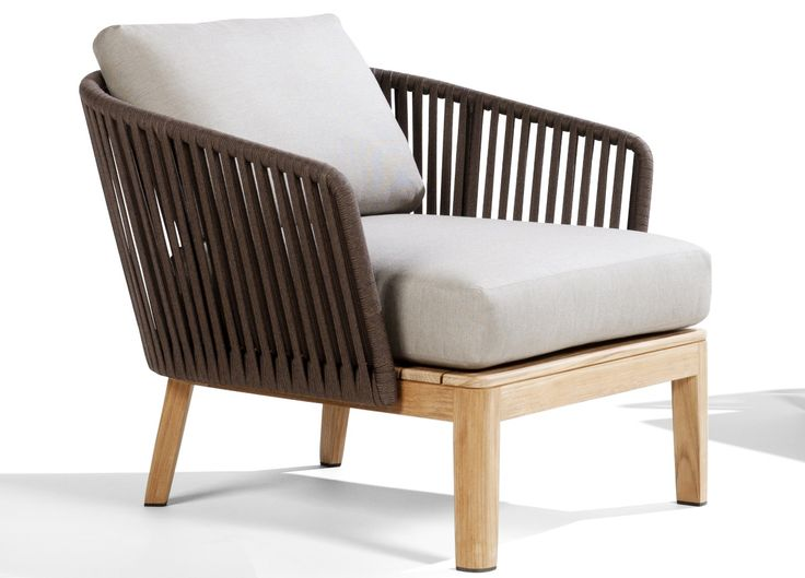 The Mood Club Chair Is Part Of A Collection Designed By Studio Segers For  Tribu, A High End Garden Furniture Brand From Belgium.