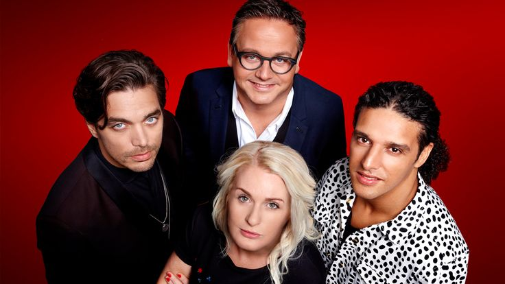 Inschrijven The Voice of Holland 2017