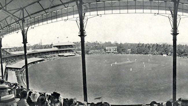 Melbourne Cricket Ground, 1912.