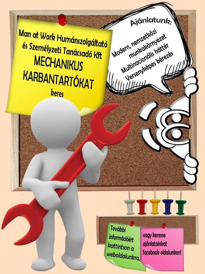 Kecskemét, Székesfehérvár, Győr: http://www.manatwork.hu/hun/allas.html