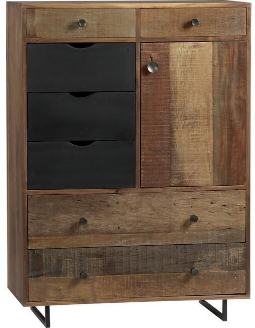 Crate & Barrel Atwood Tall Chest on shopstyle.com