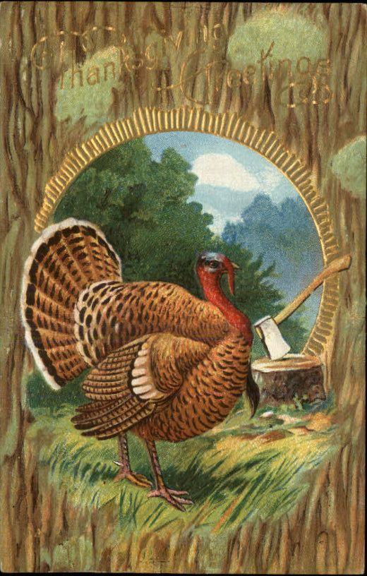 Thanksgiving Gteetings....