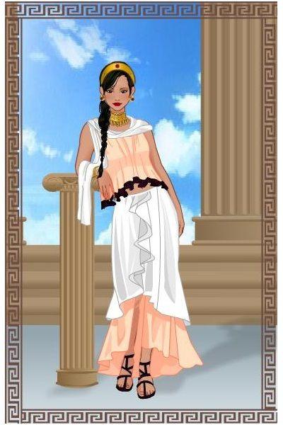 Interesting Information by SaralynArati ~ Disney Dress Up