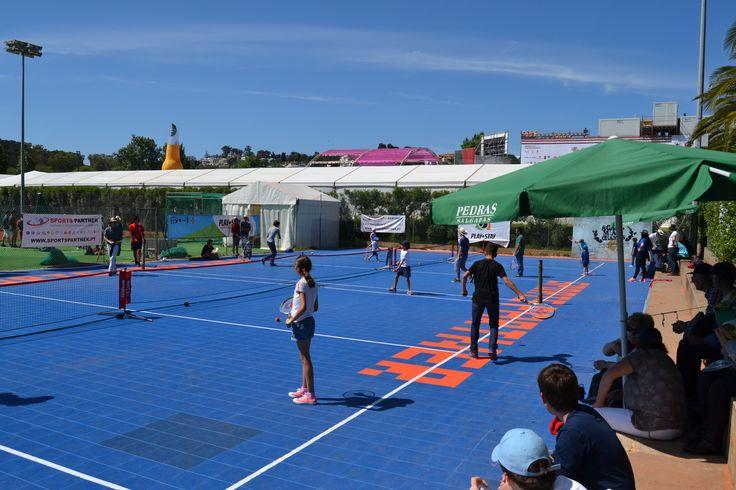 Portugal Open, Centro de Ténis do Jamor em Oeiras, Lisboa