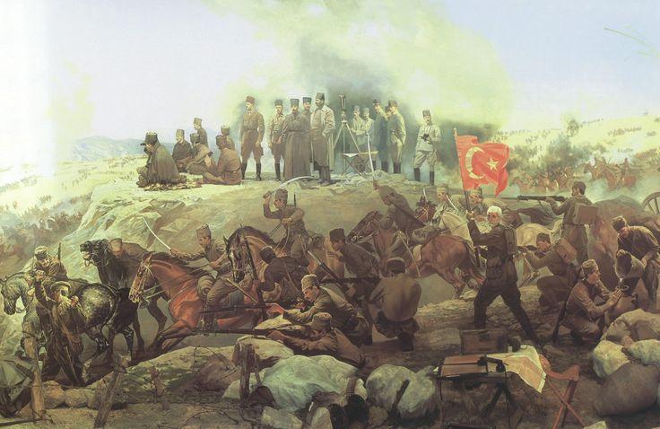 Kurtuluş Savaşı şehit ve gaziler