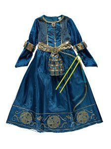 Disney Brave Merida Fancy Dress Costume, read reviews and buy online at George. Shop from our latest range in Kids. Enliven your little one's fancy dress box...