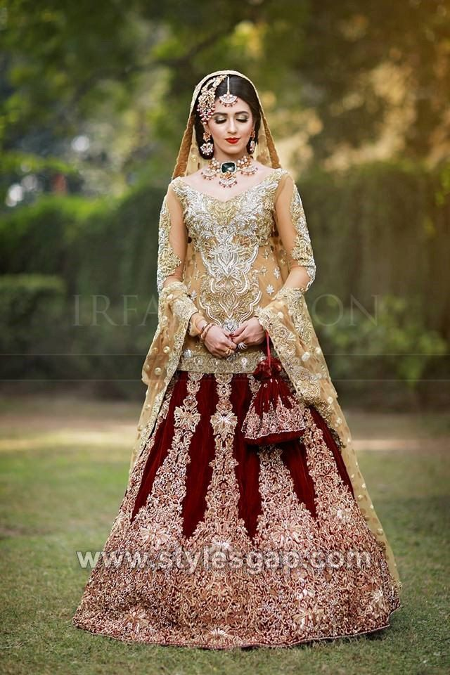 Pakistani Bridal Lehenga Design 2019 Off 73 Buy