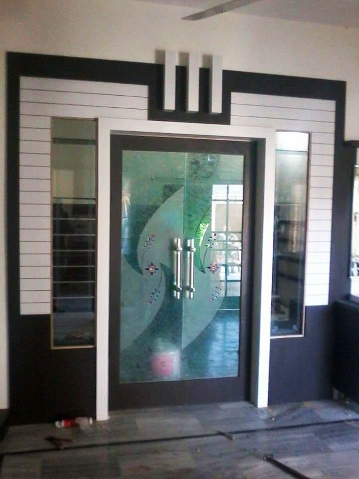 Modern Living Room Doors Room Door Design Living Room Door Pooja Room Door Design Drawing room door design images